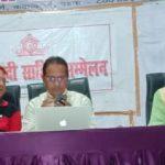 साहित्य सम्मेलन के १०१वें स्थापना दिवस समारोह में   विभिन्न अलंकरणों से विभूषित होंगे साहित्यकार   १९ अक्टूबर को आयोजित होगा साहित्योत्सव, नृत्य-नाटिका 'राधायण' की भी होगी रंगारंग प्रस्तुति