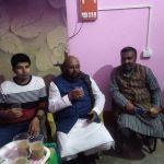भाजपा नेता रत्नेश कुशवाहा के घर आई खुशी,हुआ छठी का भव्य आयोजन।